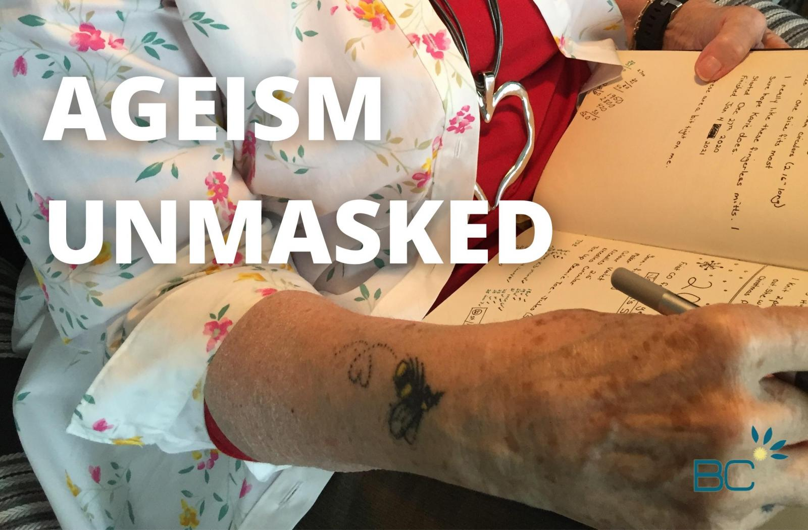 Ageism Unmasked Post